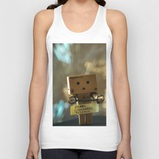 Busted Unisex Tank Top