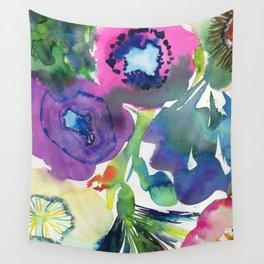 waterworld: reciprocity Wall Tapestry