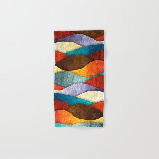 Bee Eater Hand & Bath Towel