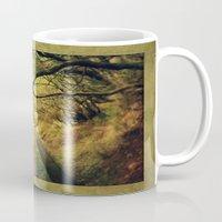 wonderland Mugs featuring wonderLand by Dirk Wuestenhagen Imagery