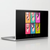 bleach Laptop & iPad Skins featuring bleach by aspiin