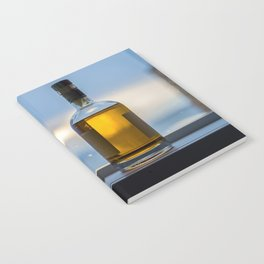 Evening Cocktail on Ice Notebook