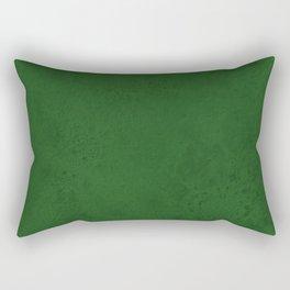 Green powder Rectangular Pillow