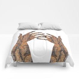 In Your Hands Comforters
