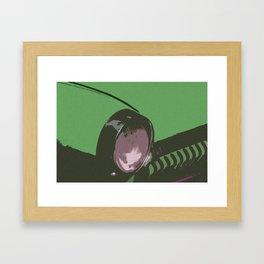 Pobeda element pop №2 Framed Art Print