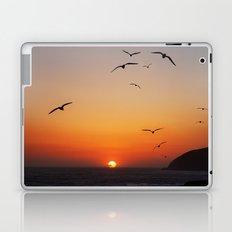 Malibu Sunset Laptop & iPad Skin