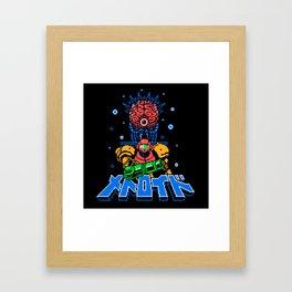 The Last Battle Framed Art Print