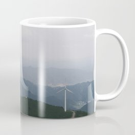 Nostalgia-Home Blue Coffee Mug