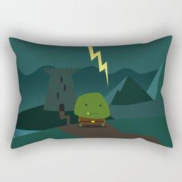 Glooming Ork Rectangular Pillow