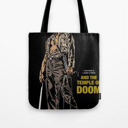 Indiana Jones: And the Temple of Doom Tote Bag
