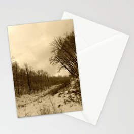 Parting Ways Stationery Cards