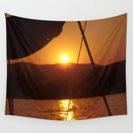 SUNSET DREAMING #1 #art #society6 Wall Tapestry