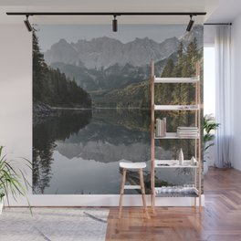 Lake View - Landscape and Nature Photography Wall Mural