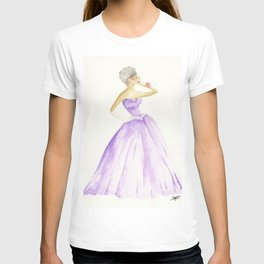 You Cannot Ignore the Color Purple T-shirt