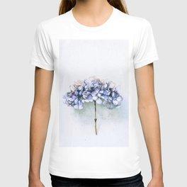 Delicate Hydrangea T-shirt