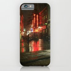 Snowing in London Slim Case iPhone 6s
