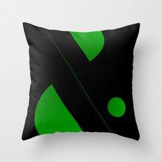 Ampersand Throw Pillow