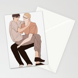 Haikyuu - Kurotsuki 25 Stationery Cards