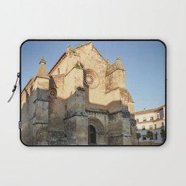 Golden San Miguel (Cordoba) Laptop Sleeve