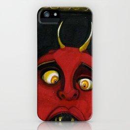 Relished Devils  iPhone Case