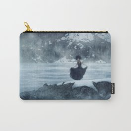 Crystallize Carry-All Pouch