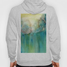 """Cliff and Trees """"Dream State"""" Hoody"""
