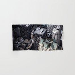 BUILDINGS - CITY - PHOTOGRAPHY Hand & Bath Towel