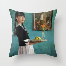 Cornelius Throw Pillow