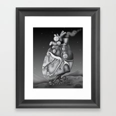 Transplantation I Framed Art Print