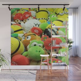 The Claw Machine Prize Wall Mural