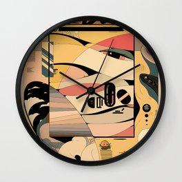 Riceball Wall Clock