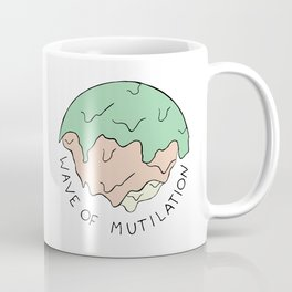 Pixies Wave Of Mutilation Coffee Mug