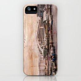 Sunborn Yacht Hotel, Gibraltar iPhone Case