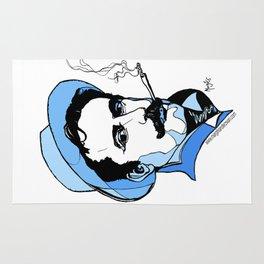 Giacomo Puccini Italian Composer Rug