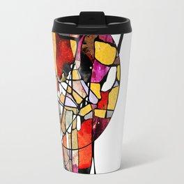 Abstract Orbit Travel Mug