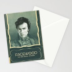 facewood Stationery Cards