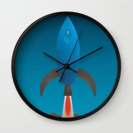 Escape Speed Wall Clock