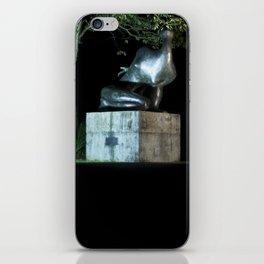 Brazilian Sculpture Museum iPhone Skin