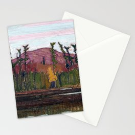 Layton's Lake, Algoma by James Edward Hervey MacDonald Stationery Cards