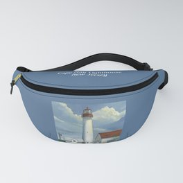 Cape May Lighthouse Fanny Pack