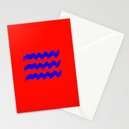 Good Vibrations  Stationery Cards