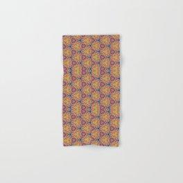 hippie - pattern colorfull Hand & Bath Towel