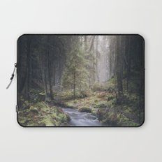 Silent whispers Laptop Sleeve