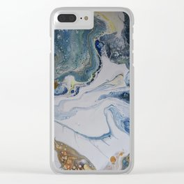 ICE BERG Clear iPhone Case