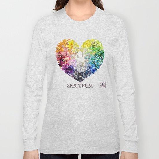 Spectrum Rainbow Heart by naliniasha