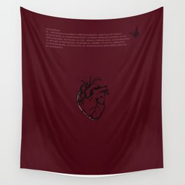 Scotodintia Wall Tapestry