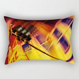 signals Rectangular Pillow