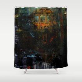 Terminus Shower Curtain