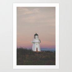 Lighthouse II (Vertical) Art Print