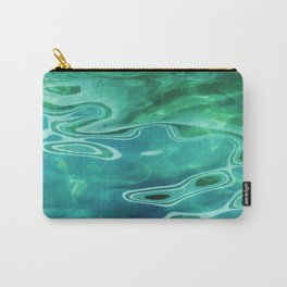 Water / H2O #67 (Water Abstract) Carry-All Pouch